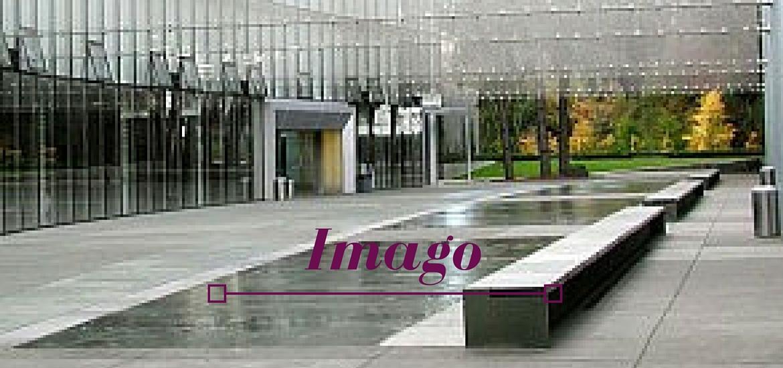 Imago - post on Literate Theology / Kate Rae Davis