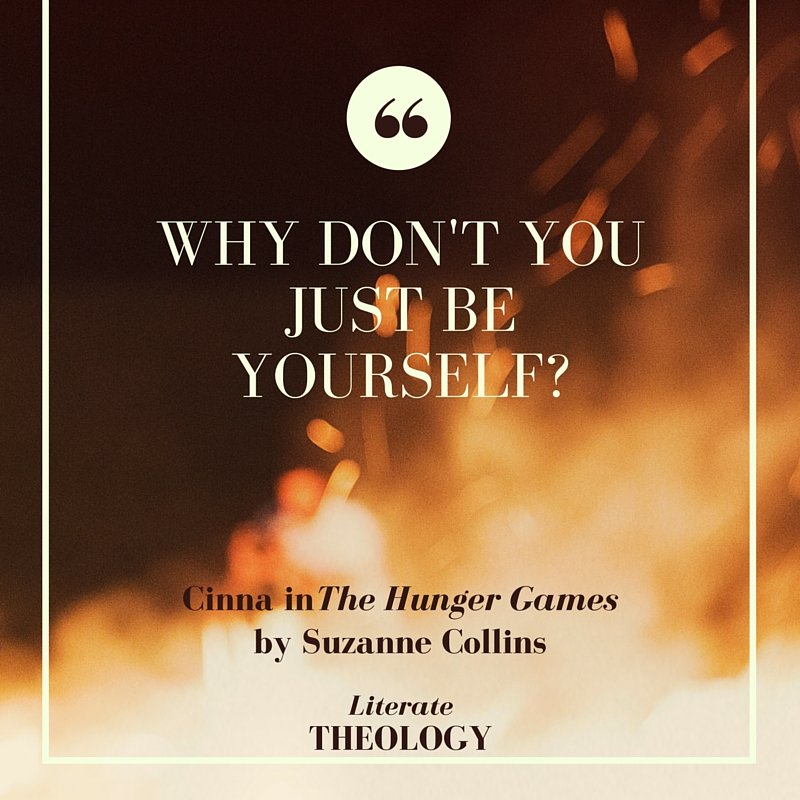 God & Gender in the Hunger Games - Literate Theology / Kate Rae Davis