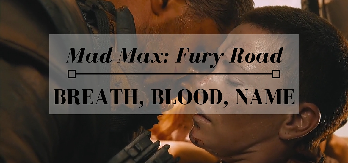 Max and Furiosa as an image of Christ and the Church - read on Literate Theology / KateRaeDavis.com