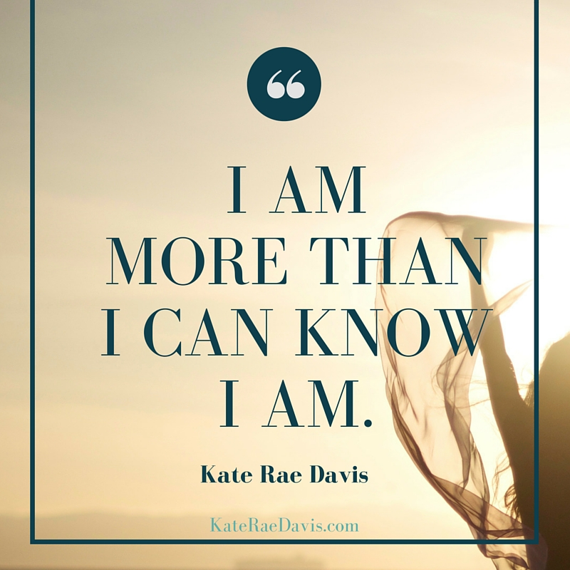 How to understand our relationship with God - read on KateRaeDavis.com
