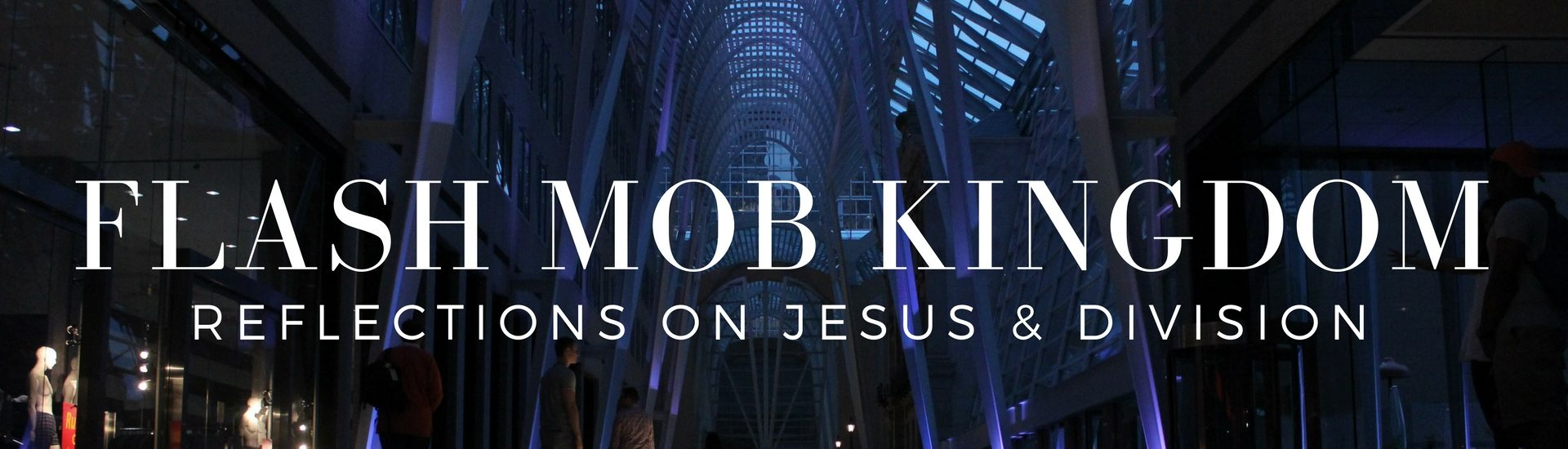 """Reflections on Jesus's claim that he comes to bring """"not peace but division"""" - read on KateRaeDavis.com  Flash Mob Kingdom"""