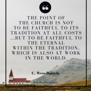 Reflections on A Convergent Model of Renewal - read on KateRaeDavis.com