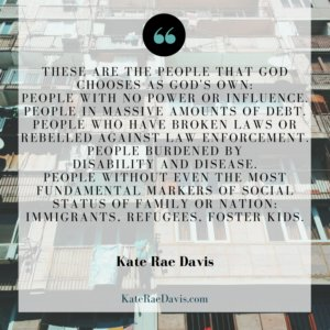 The Spirit of Tradition: The Role of Scripture in Our Lives (a closer look at the story of the rich man and Lazarus) - read on KateRaeDavis.com