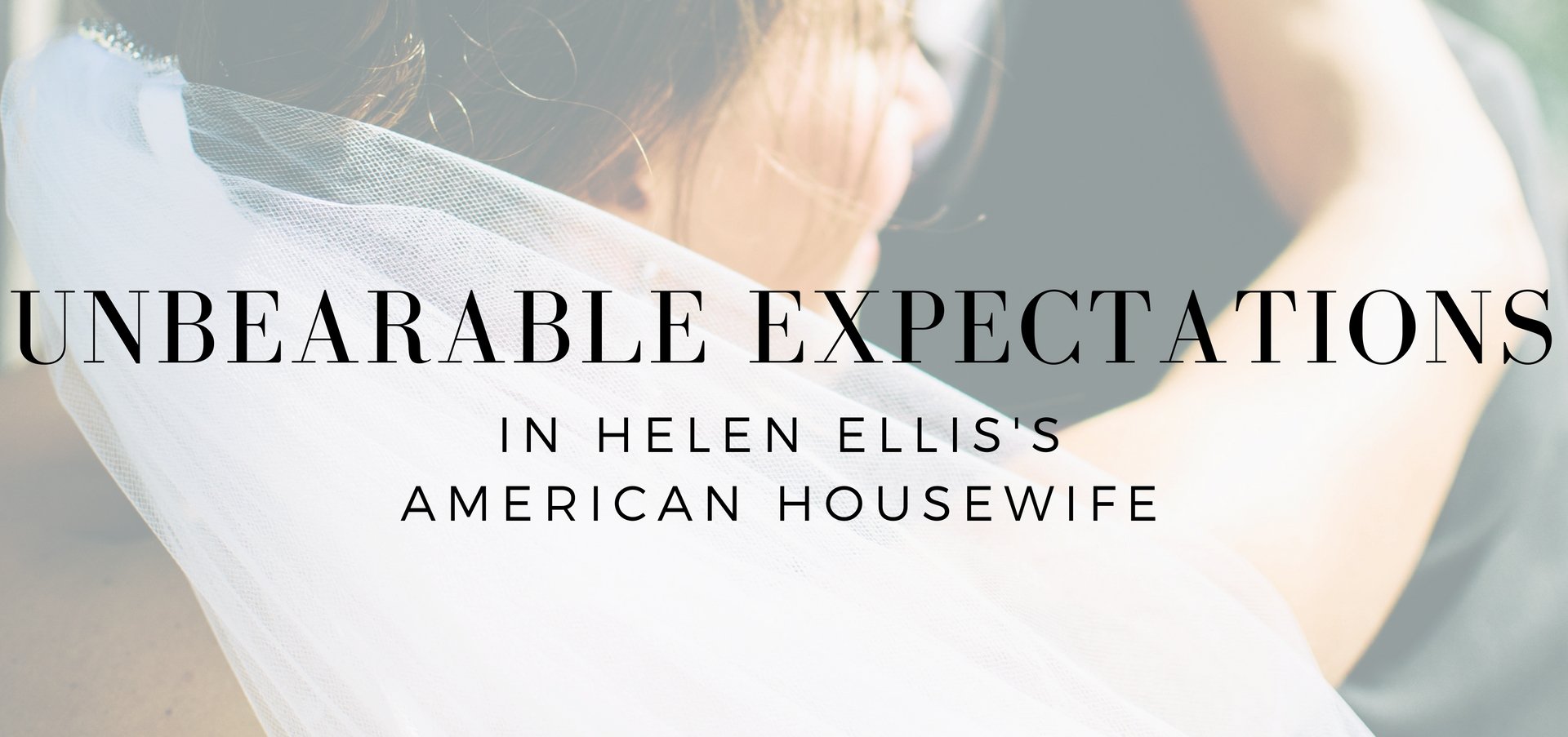 Review of Helen Ellis's American Housewife - read on KateRaeDavis.com