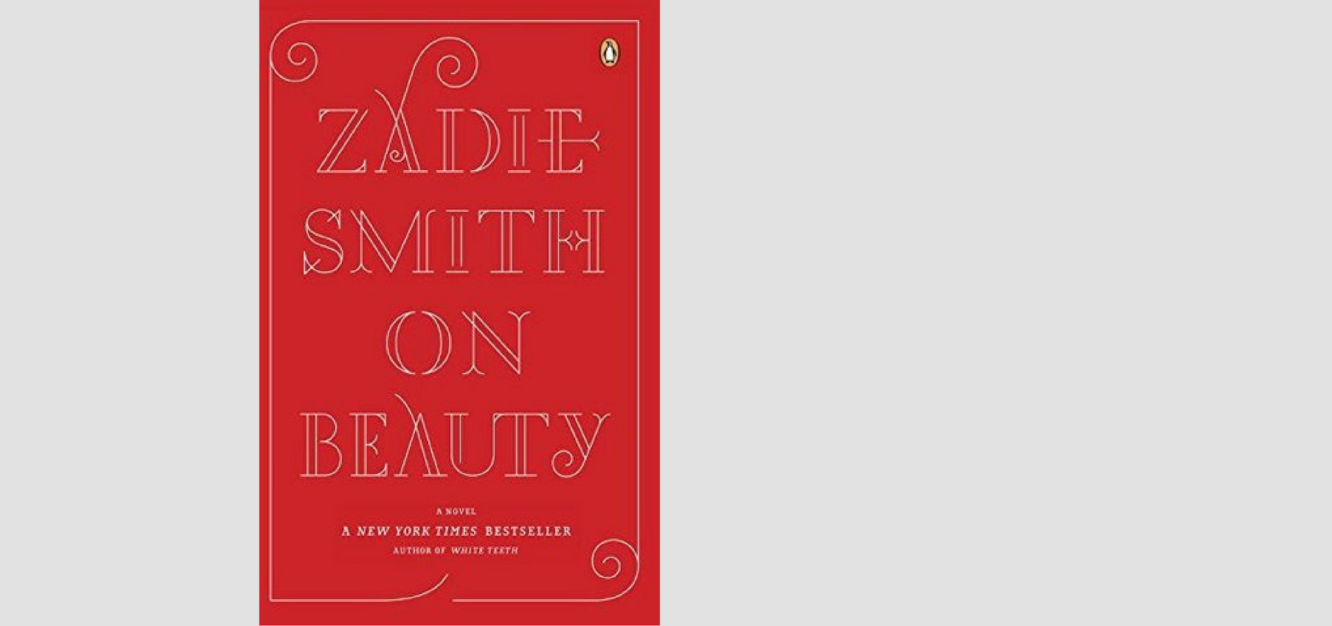 "Zadie Smith's ""On Beauty"", marriage, and sex"